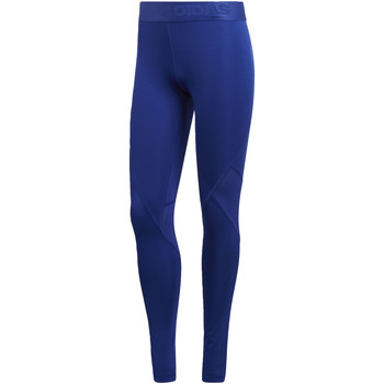 Abbigliamento Donna Leggings adidas Performance Tight Alphaskin Sport blue