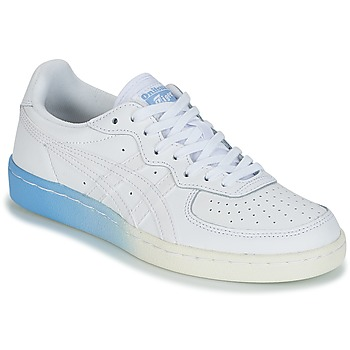 Scarpe Donna Sneakers basse Onitsuka Tiger GSM LEATHER Bianco / Blu