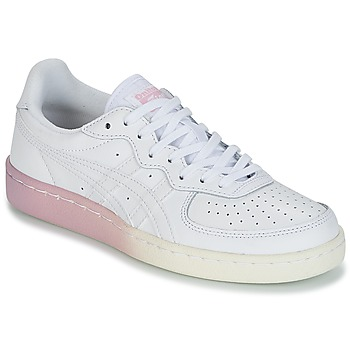 Scarpe Donna Sneakers basse Onitsuka Tiger GSM LEATHER Bianco / Rosa