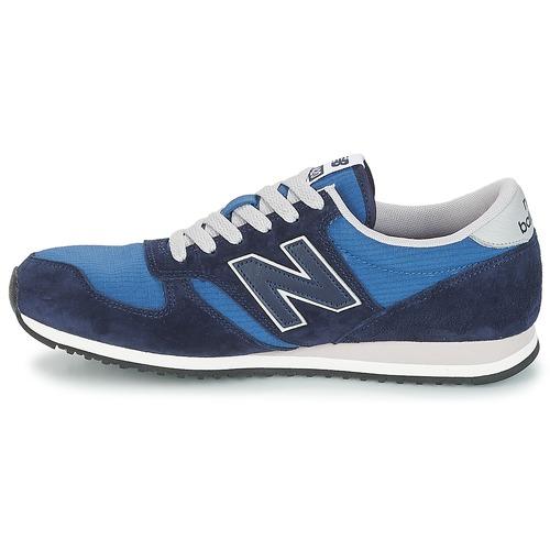 4750 U420 Gratuita New Sneakers Basse Blu Balance Scarpe Consegna 6b7ygYf