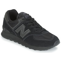 Scarpe Sneakers basse New Balance ML574 Nero