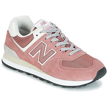 Scarpe Donna Sneakers basse New Balance WL574 Rosa