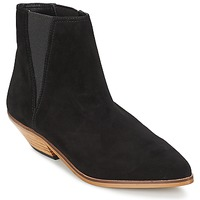 Scarpe Donna Stivaletti Shellys London CHAN Nero