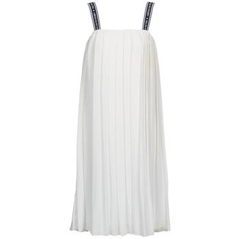 Abbigliamento Donna Abiti lunghi American Retro VERO LONG Bianco