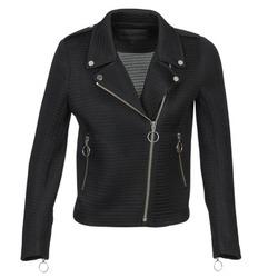 Abbigliamento Donna Giacche / Blazer American Retro JASMINE JCKT Nero