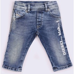 Abbigliamento Bambino Shorts / Bermuda Diesel KROOLEY 00K1IH JEANS Bambino DENIM LIGHT BLUE DENIM LIGHT BLUE
