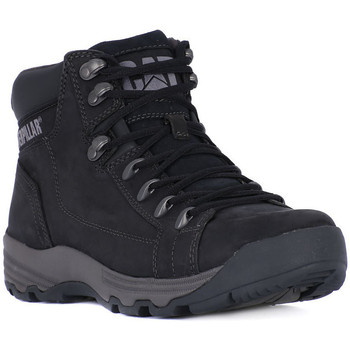 Scarpe Uomo Stivali Caterpillar SUPERSEDE BLACK Nero