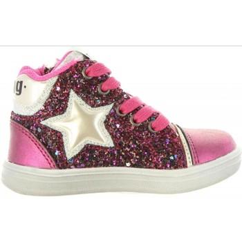 Scarpe Bambina Sneakers alte MTNG 47419 Gris