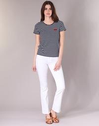 Abbigliamento Donna Jeans bootcut Yurban IALOLAO Bianco