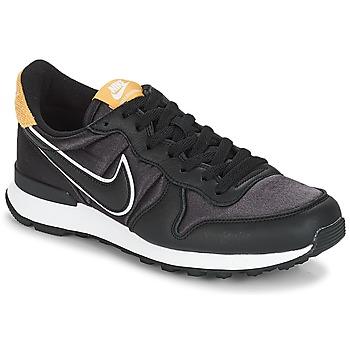 Scarpe Donna Sneakers basse Nike INTERNATIONALIST HEAT Nero / Oro