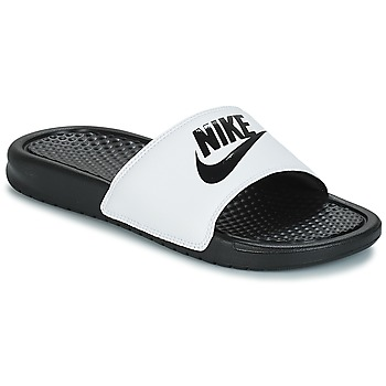 Scarpe Uomo ciabatte Nike BENASSI JUST DO IT Bianco / Nero