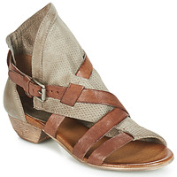 Scarpe Donna Sandali Dream in Green BIVIO Taupe