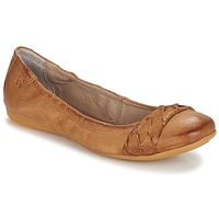 Scarpe Donna Ballerine Dream in Green CICALO TAN