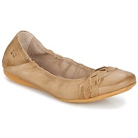 Scarpe Donna Ballerine Dream in Green TAVERNI Beige