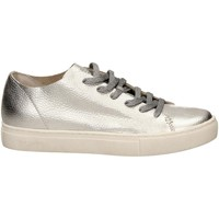 Scarpe Donna Sneakers basse Crime London RAW LO Argento