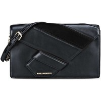 Borse Donna Pochette / Borselli Karl Lagerfeld 66KW3072 A999 Pochette Donna Nero Nero