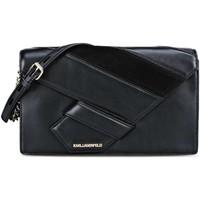 Borse Donna Pochette / Borselli Karl Lagerfeld 66KW3072 A999 Nero