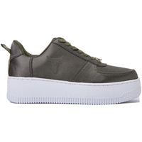 Scarpe Donna Sneakers basse Windsor Smith , Sneakers RACERR/MILITARY SATIN , satinata, colore verde m Verde