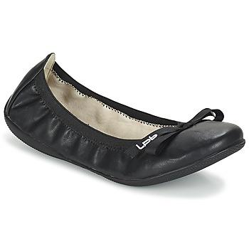 Scarpe Donna Ballerine LPB Shoes ELLA Nero