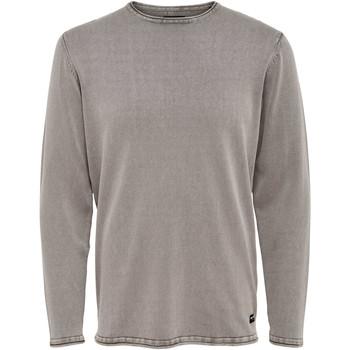 Abbigliamento Uomo Maglioni Only & Sons 22006806 Grigio