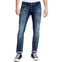 Abbigliamento Uomo Jeans slim Jack & Jones 12133074 Blu