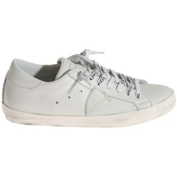 Scarpe Uomo Sneakers basse Philippe Model Paris PHILIPPE MODEL SNEAKERS UOMO CLLUV007          BIANCO
