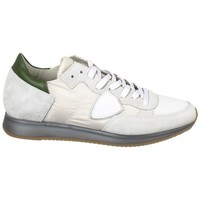 Scarpe Uomo Sneakers basse Philippe Model Paris PHILIPPE MODEL SNEAKERS UOMO TRLUSR13          BIANCO