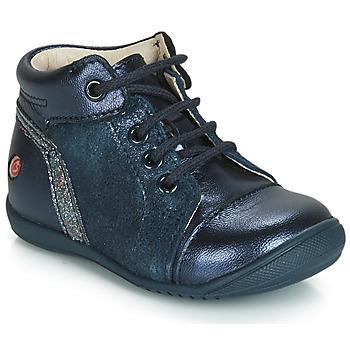 Scarpe Bambina Sneakers alte GBB ROSEMARIE Marine
