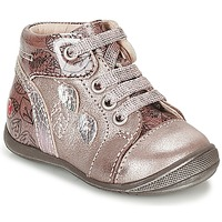 Scarpe Bambina Sneakers alte GBB ROSEMARIE Rosa