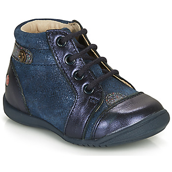 Scarpe Bambina Sneakers alte GBB NICOLE Marine