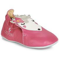 Scarpe Bambina Scarpette neonato Catimini HERISSETTE Rosa