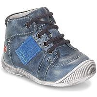 Scarpe Bambino Sneakers alte GBB RACINE Marine