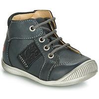 Scarpe Bambino Sneakers alte GBB RACINE Grigio