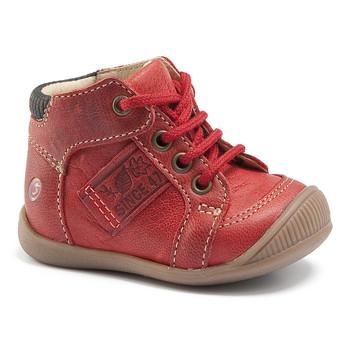 Scarpe Bambino Sneakers alte GBB RACINE Brique