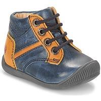 Scarpe Bambino Sneakers alte GBB RATON Marine