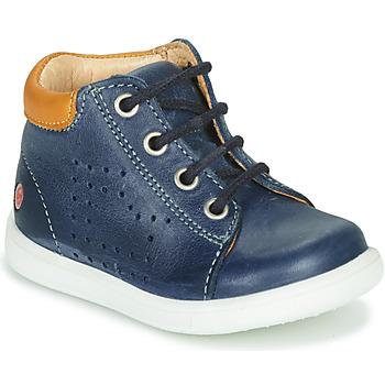 Scarpe Bambino Sneakers alte GBB NERISSON Marine
