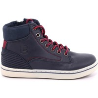 Scarpe Bambino Sneakers alte Blaike 32 - BS160004S Anfibio Bambino Blu Blu