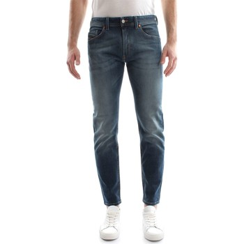 Abbigliamento Uomo Jeans dritti Diesel THOMMER-T JEANS Uomo DENIM MEDIUM BLUE DENIM MEDIUM BLUE