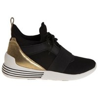 Scarpe Donna Sneakers basse Kendall + Kylie KENDALL + KYLIE SNEAKERS DONNA BRAYDIN3BBLACK          NERO/ORO