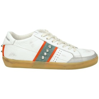 Scarpe Uomo Sneakers basse Leather Crown LEATHER CROWN SNEAKERS UOMO MLC1782          BIANCO