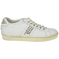 Scarpe Uomo Sneakers basse Leather Crown LEATHER CROWN SNEAKERS UOMO MICONIC15          BIANCO