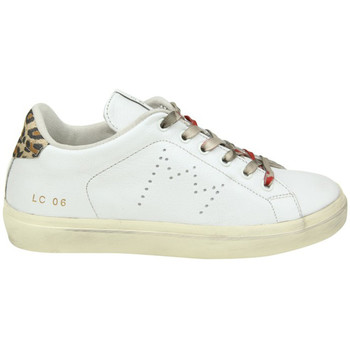 Scarpe Donna Sneakers basse Leather Crown LEATHER CROWN SNEAKERS DONNA WLC064          BIANCO