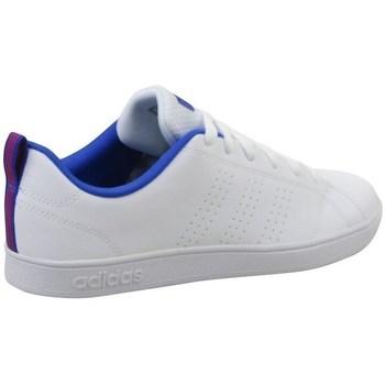 Scarpe Unisex bambino Sneakers basse adidas Originals VS Advantage CL K Bianco