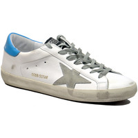 Scarpe Uomo Sneakers basse Golden Goose Superstar Leather Bianco