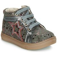 Scarpe Bambina Sneakers alte GBB NAVETTE Rosa