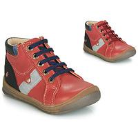 Scarpe Bambino Sneakers alte GBB RENOLD Rosso