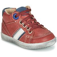 Scarpe Bambino Sneakers alte GBB ANGELITO Brique