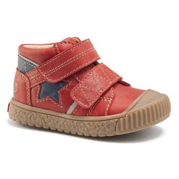 Scarpe Bambino Sneakers alte GBB RADIS VTE BRIQUE-MARINE DPF/LINUX