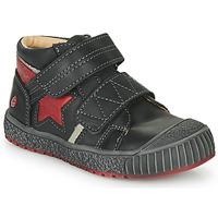 Scarpe Bambino Sneakers alte GBB RADIS Nero