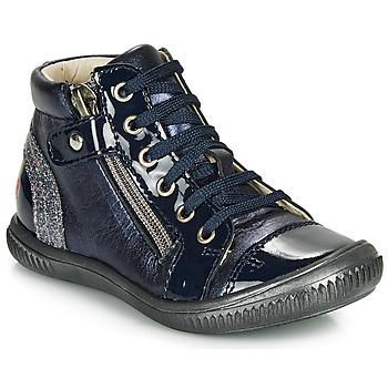Scarpe Bambina Sneakers alte GBB RACHIDA Marine